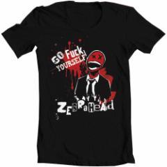 ZEBRAHEAD ゼブラヘッド -  Go F&&K Yourself / Tシャツ / メンズ 【公式 / オフィシャル】