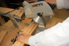 寸法切り(板・角材全て丸太末口直径75ミリ未満または半割り後の丸太用)10P01Oct16