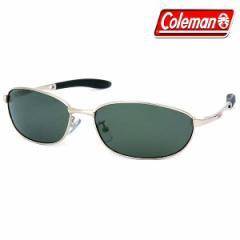 コールマン Coleman 偏光サングラス メンズ UVカット バネ丁番 CO3008-3