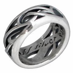 フリースタイル FREE STYLE リング 指輪 メンズ レディース シルバー スクロール FSR-559