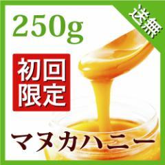 マヌカハニー  250g (MGO 50相当) 【初回限定お試し価格】非加熱 の 100%純粋 生マヌカ はちみつ ハチミツ 蜂蜜