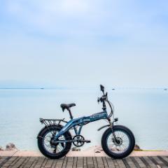 新春特設セール 10%割引 RICH BIT TOP016【電動MTBバイク 電動アシスト自転車 電動自転車】四色(ブルー)