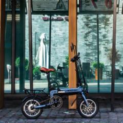 全4カラー揃いデビュー 次世代ハイブリッドSmart eBike RICHBIT TOP619,世界最軽量級電動バイク