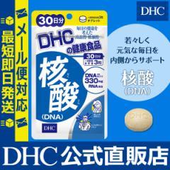 dhc サプリ 【メーカー直販】 核酸 (DNA) 30日分 | サプリメント メール便対応 即日発送