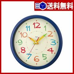 【送料無料】時計 ペイントタイム FEW184 NB-Z【 壁掛け時計 掛け時計 壁掛け おしゃれ 】LF656B0