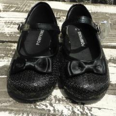 c76f7bd95ef54 POMPKINS(ポプキンズ) ストラップ シューズ (15-21) スニーカー フォーマル 靴 黒