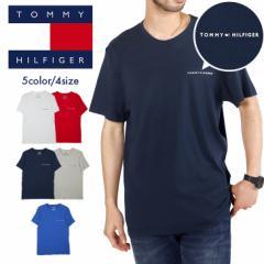 トミー ヒルフィガー TOMMY HIFIGER Tシャツ・カットソー メンズ アパレル シンプル ロゴ ロゴ ワンポイント ブランド 男性 プチギフト