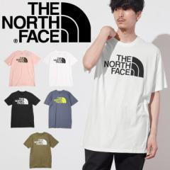 ザノースフェイス THE NORTH FACE Tシャツ・カットソー メンズ アパレル おしゃれ かっこいい 綿 ロゴ ワンポイント ブランド 男性 プチ