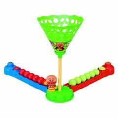 アンパンマン おもちゃ 玩具 森のぽんぽん玉入れ 3歳 4歳 知育玩具