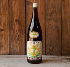 【送料無料】コヤマダ(小山田産業)の菜種(なたね)油一升瓶1本完全無添加・無農薬、100%国産菜種。
