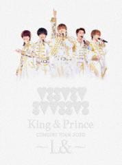 【BLU-R】King & Prince CONCERT TOUR 2020 〜L&〜(初回限定盤)