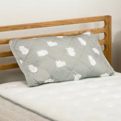 [45×60] ひんやり冷たい接触冷感 枕パッド Just cool ペンギン ヤマダオリジナル