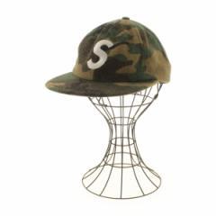 Supreme  / シュプリーム メンズ 帽子 色:緑x茶xベージュ等(迷彩) サイズ:-