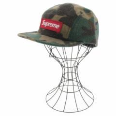Supreme  / シュプリーム メンズ 帽子 色:カーキ系x茶系(迷彩) サイズ:-