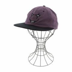 Supreme  / シュプリーム メンズ 帽子 色:黒系×紫系 サイズ:-