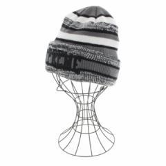 Supreme  / シュプリーム メンズ 帽子 色:グレーx白x黒(総柄) サイズ:-