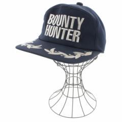 BOUNTY HUNTER  / バウンティ ハウンター メンズ 帽子 色:紺 サイズ:-