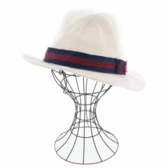 Supreme  / シュプリーム メンズ 帽子 色:アイボリー系x紺系x赤系等 サイズ:-