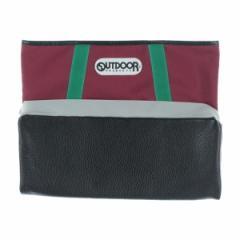 OUTDOOR products  / アウトドア プロダクツ メンズ バッグ 色:エンジ系x緑系 サイズ:-