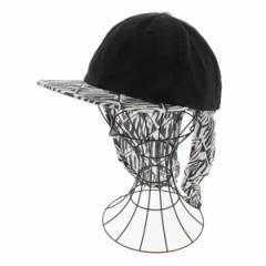 Supreme  / シュプリーム メンズ 帽子 色:黒x白 サイズ:-