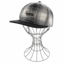 Supreme  / シュプリーム メンズ 帽子 色:黒系xグレー系x白系等(チェック) サイズ:-