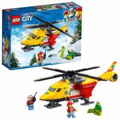 60179 レゴ(R)シティ 救急ヘリコプター