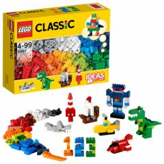 10693 LEGO レゴ クラシック アイデアパーツ ベーシックセット 作品