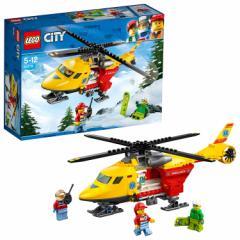 60179 レゴシティ 救急ヘリコプター