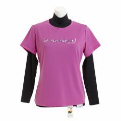 HUITIEME インナーセットTシャツロゴ HU18SES733201PNK (Lady's)