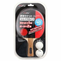エックスティーエス(XTS)卓球ラケット 貼り上がり シェイクラケット 740G6CM2910 (Men's、Lady's、Jr)
