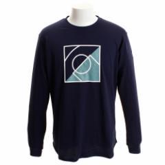 アンダーアーマー(UNDER ARMOUR)テック ロングスリーブ グラフィックシャツ 1 #1319672 MDN BK (Men's)
