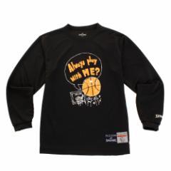 スポルディング(SPALDING)ジュニア Message 長袖Tシャツ SJT183130 (Jr)