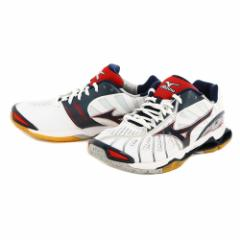 ミズノ(MIZUNO)ウエーブトルネード X(Wave Tornado X) V1GA161215  (Men's、Lady's)