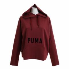 プーマ(PUMA)FUSION フーディ 853931 18 RED (Lady's)