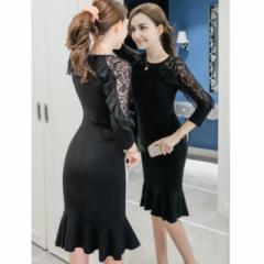 結婚式のドレス 結婚式 お呼ばれ 黒 ブラック ドレス 20代 30代 40代 結婚式 ドレス お呼ばれ ワンピース 20代 結婚式のお呼ばれ50代
