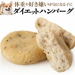 犬用 手作りご飯(ダイエット ハンバーグ 2個入)無添加 国産【冷凍】