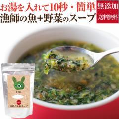 犬・猫・ペット用(漁師のお魚 スープ)無添加 手作りご飯【メール便 送料無料】