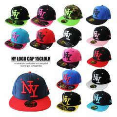 ed5516c3643aa 【子供服yuai】◇NYロゴ 15カラー キャップ CAP キャップ 帽子 男の子 女の子