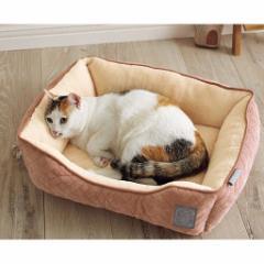 【バーゲン】ペット用ベッド S(50×41×高さ15cm)|B182-476487
