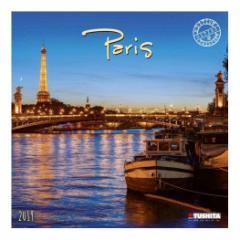 カレンダー 2019年 花の都パリ RARIS 壁掛け カレンダー TUSHITA インテリア平成31年 暦 通販  予約