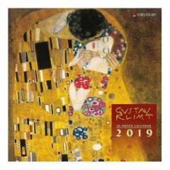 カレンダー 2019年 クリムト GUSTAV KLIMT Women 壁掛け カレンダー TUSHITA インテリア平成31年 暦 通販  予約