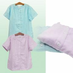 取寄品 送料無料 高級 パジャマ マシュマロガーゼ パジャマ レディース 婦人用 ホームウェアギフト 雑貨通販