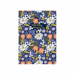 手帳 2019年 エリザベスオーウェン ブルー 月間 ダイアリー A6 マンスリー 10月始まり APJ 平成31年 メール便可