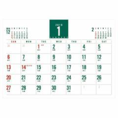 63%OFF カレンダー 2019 卓上 スタンド 文字 スケジュール シンプル オフィス 実用 書き込み トーダン 平成31年 SALE 2/25朝10時まで