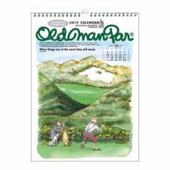 オールドマンパー カレンダー 2019 年 壁掛け 10月上旬発売予定 B4サイズ 2019 Calendar 予約