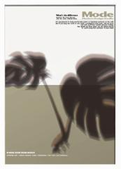 取寄せ品 送料無料 Modern design studio Mode IMD-11101 インテリアアートポスター額付
