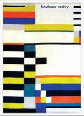 取寄せ品 送料無料 Bauhaus バウハウス Ruth consemuller Gobelin 1930 IBH70040 額付グラフィックアートポスタ