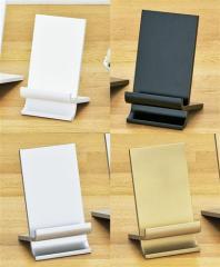 取寄せ品 木製バランスイーゼルS iPhoneスタンドにピッタリ 額立て