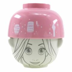 ラプンツェル ミニお茶碗&汁椀セット ディズニーキャラクター食器ギフト シネマコレクション