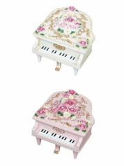 取寄品 グランドピアノ G-6212 オルゴール 可愛いお洒落雑貨